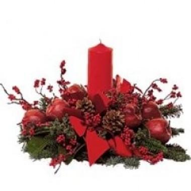 Navidad con 1 vela