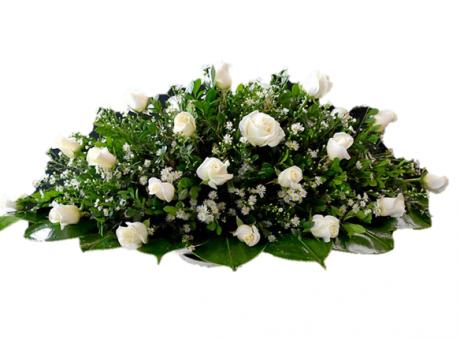 Manto Funebre De Flores Mixtas A Chile Floreria De Chile
