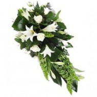 Bouquet de condolencias