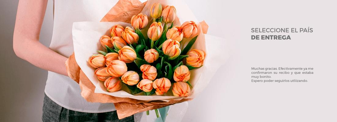 Expertos En Envío Internacional De Flores Y Regalos